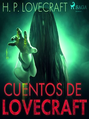 cover image of Cuentos de Lovecraft
